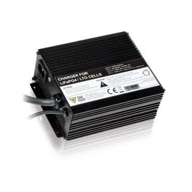 Nabíječka LiFePO4 baterií 24V/20A, POW24V20D1
