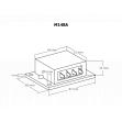 Ochrana baterie proti vybití Kemo M148A, 12V