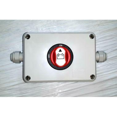 Odpojovač baterie 100A - VS600