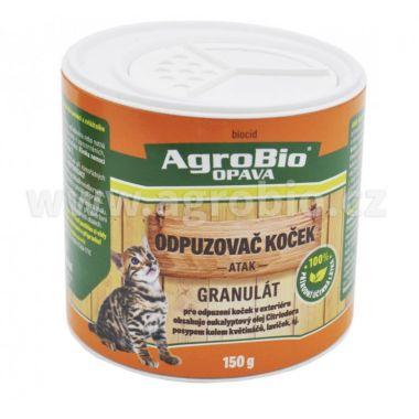 Odpuzovač koček - granulát