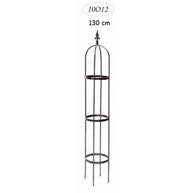 Opěra rostlin - obelisk, 130cm - 10o12