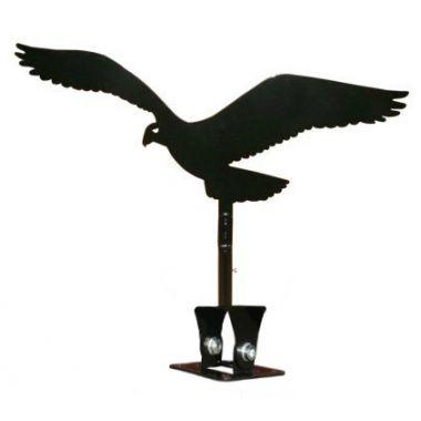 Plašič ptáků - otočný sokol (univerzální kotvení)