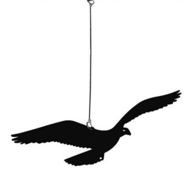 Plašič ptáků - závěsný sokol 50 cm (s příslušenstvím)