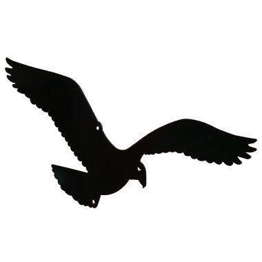 Plašič ptáků - závěsný sokol 80 cm