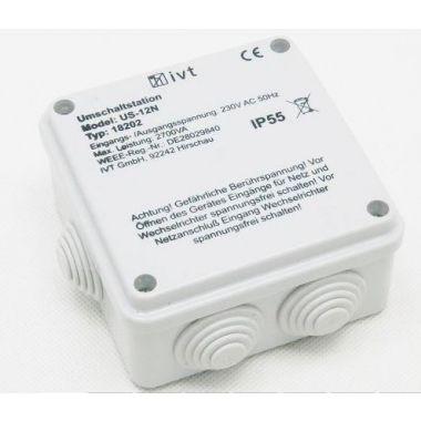 Přepínací jednotka prioritního okruhu 230V - po opravě