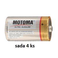 Sada alkalických baterií pro Deramax Cvrček - rok