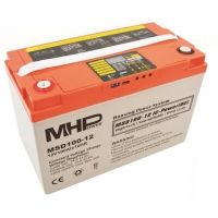 SMART akumulátor 12V/100Ah MHPower MSD100-12