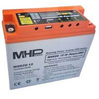 SMART akumulátor 12V/20Ah MHPower MSD20-12