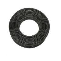 Solární kabel měděný 1x6mm2 - černý