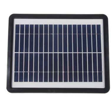 Solární nabíječka -12V/5V - 6W