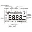 Solární regulátor MC2430N10 + displej RM6, MPPT, 30A, 12/24V
