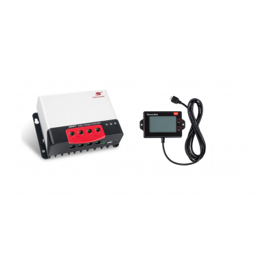 Solární regulátor MC2450N10 + displej RM6, MPPT, 50A, 12/24V
