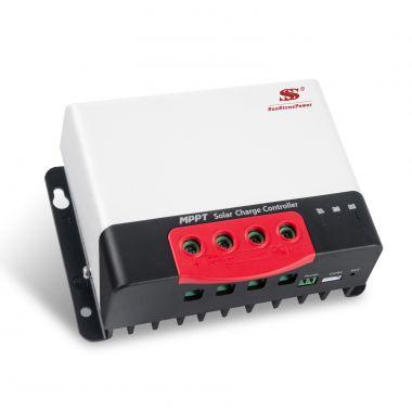 Solární regulátor SRNE MPPT MC2440N10, 12/24V, 40A, MPPT