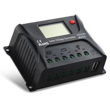 Solární regulátor SRNE PWM SR-HP2420 - 20A