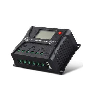 Solární regulátor SRNE PWM SR-HP2410 - 10A