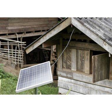 Solární sestava - Strakonice I, 0,3 kWh