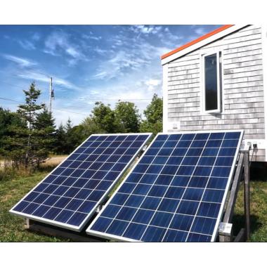 Solární sestava - Strakonice II, 0,6 kWh