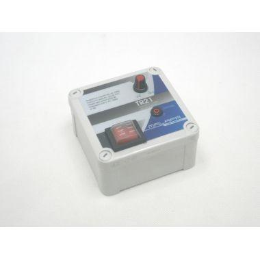 Regulátor napětí plynulý 2200W (pod omítku nebo na povrch) TR21