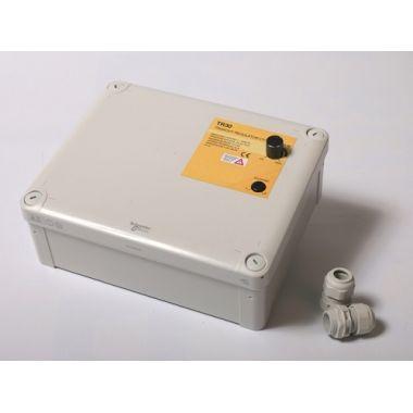 Regulátor napětí plynulý 4500W (na povrch) TR30