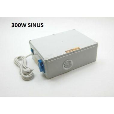 Záložní zdroj 300W sinus, 24Ah - ZZ07