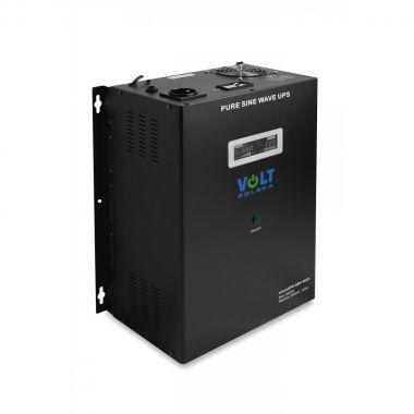 Záložní zdroj 300W, SINUS UPS 500, 40Ah