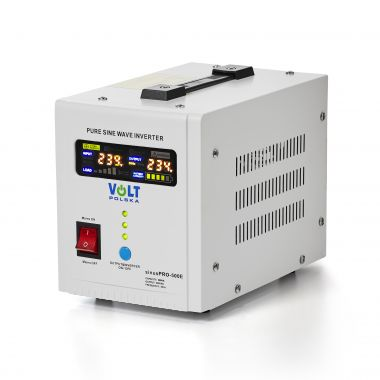 Záložní zdroj sinusPRO-500E, ZZ20-300W