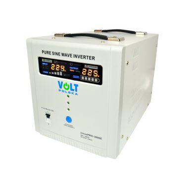 Záložní zdroj sinusPRO-3000E, ZZ30-2100W-48V