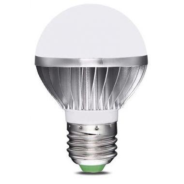 Žárovka LED E27 3W/12V teplá bílá