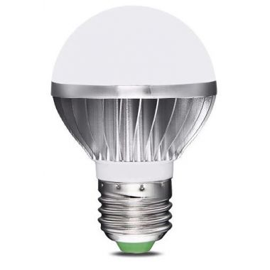 Žárovka LED E27 7W/12V přírodní bílá